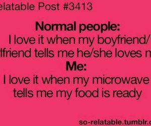 food, funny, and me image
