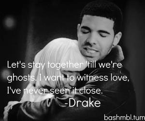 Drake, love, and relationships image