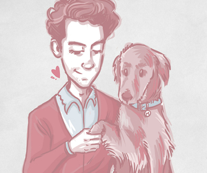 dog, mika, and cute image