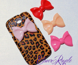 accessory, animal print, and case image