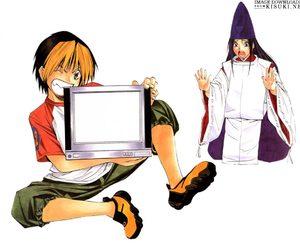 hikaru no go image