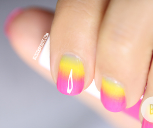 butter london, vernis, and nail art image