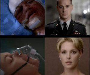 greys anatomy, izzie stevens, and george o'malley image
