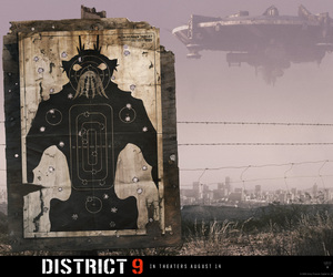 alien, district 9, and movie image