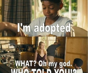 easy a, adopted, and quote image