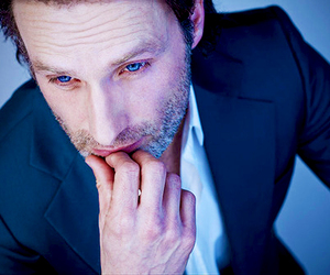 andrew lincoln, celebrity, and the walking dead image