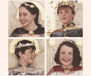 narnia, peter, and susan image