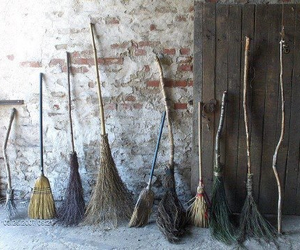 witch and broom image