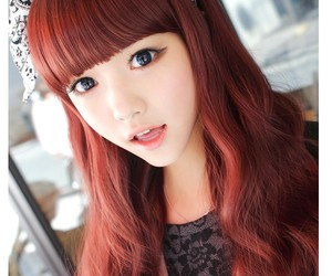 ulzzang, cute, and korean image