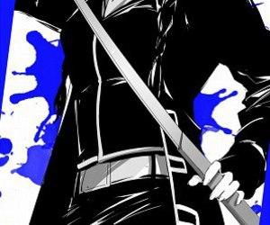 gintama, genderbend, and hijikata toshiro image