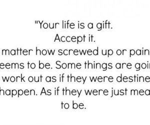 life, gift, and hope image