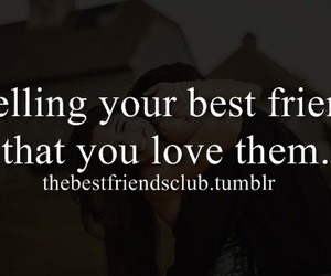 best friends, tell, and best guy friends image