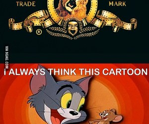 funny, real, and tom and jerry image