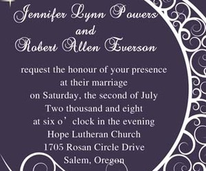 invitations, wedding cards, and moon image