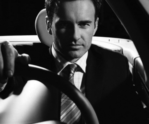 b&w, black and white, and julian mcmahon image