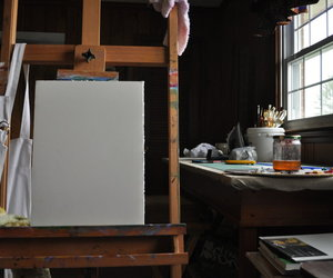 art, artist, and artist studio image