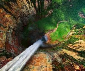 angel falls - venezuela image