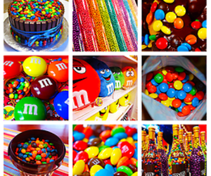 chocolate, m&m, and m&m's image