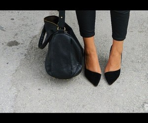 bag, black, and fav image