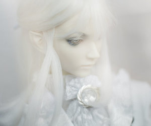 ball joint doll, bjd, and doll image