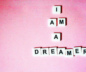 dreamer, Dream, and pink image