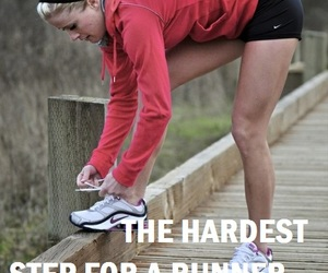 motivation, run, and workout image