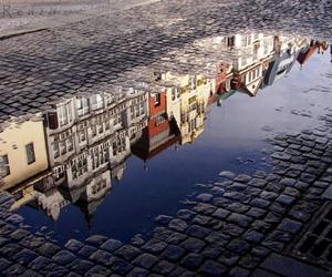 Praha - reflexion by ~O-Renzo on deviantART