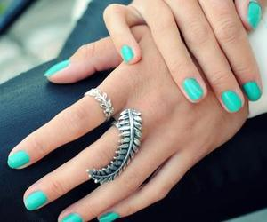 accessories, jewelery, and nails image