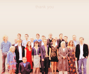 harry potter, cast, and emma watson image