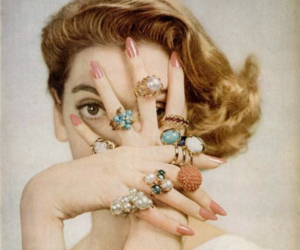 60s, rings, and accessories image