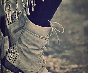 boots, shoes, and studs image