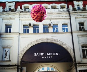 fashion, glamour, and YSL image