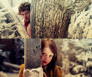 narnia, james mcavoy, and Lucy image