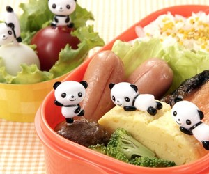 food and panda image