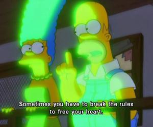 quote, simpsons, and the simpsons image