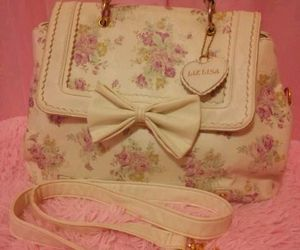 bag, fashion, and gyaru image