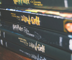 harry potter, dvd, and movies image