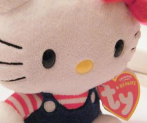 hello kitty and ty image
