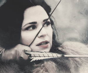 girl, ouat, and once upon a time image