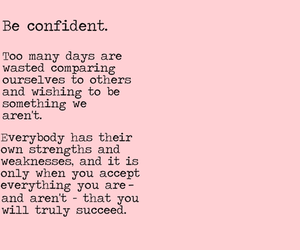 quotes, confidence, and confident image