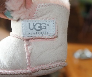 baby, shoes, and ugg image