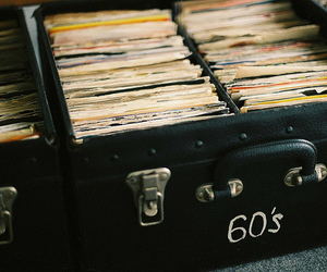 60s, vintage, and music image