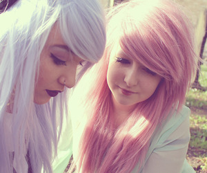 amazing, Kei, and pink hair image