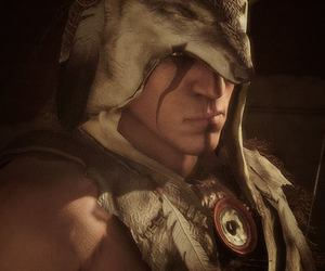 connor kenway, Assassins Creed, and wolf image