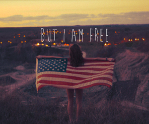 beautiful, free, and freedom image