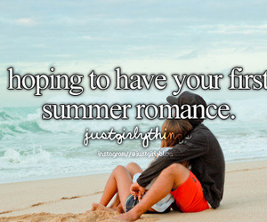 summer, love, and romance image