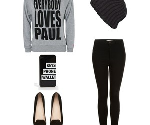 fashion, paul, and Polyvore image