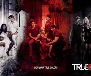 sexy, true blood, and vampire image