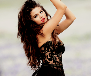 adorable, brunette, and gomez image
