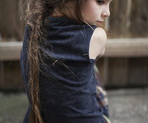 hair, long hair, and my first hardcore song image